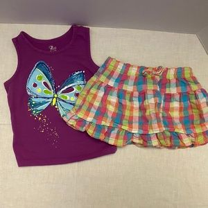 Little Girl's 2-Piece Outfit
